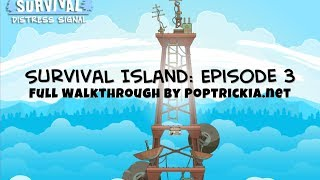 Poptropica Survival EP3 (Distress Signal) Walkthrough