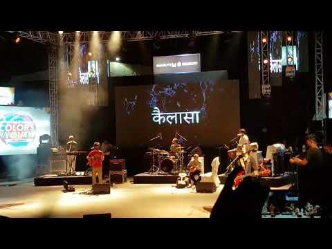 Kailash kher 'kaun hai vo' in IIT Delhi rendezvous 2017