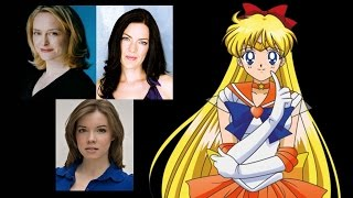 Comparing The Voices - Sailor Venus