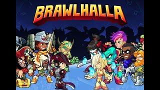 PRIMEIRO VIDEO!!! - Brawlhalla ft: Arthur
