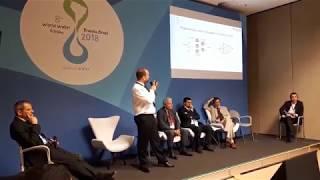 Tecnologia no saneamento - Prolagos é destaque no Fórum Mundial da Água