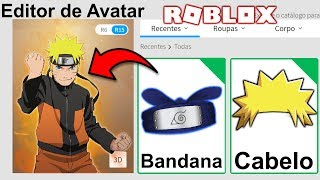 NARUTO PROFILE ON ROBLOX