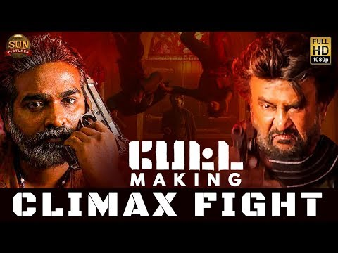 Petta Climax Scene Making : Rajinikanth VS Vijay Sethupathi | Cinematographer Thiru Interview