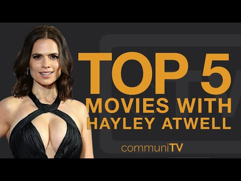 TOP 5: Hayley Atwell Movies