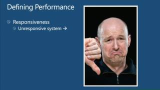 TechEd Europe 2012 Maximizing Windows 7 Performance Troubleshooting Tips