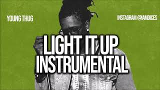 """Young Thug """"Light It Up"""" Instrumental Prod. by Dices *FREE DL*"""