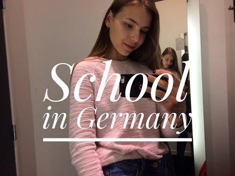 Гимназия в Германии/