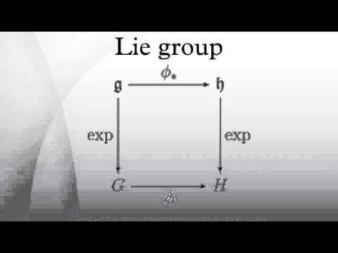 Lie group
