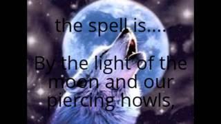 Real Werewolf Spell