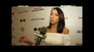 Алсу. Интервью RUSONG TV, о Ирине Дубцовой, 2016