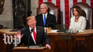Trump's full 2019 State of the Union address