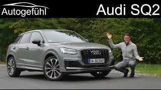 Audi SQ2 FULL REVIEW with the hot hatch SUV - Autogefühl