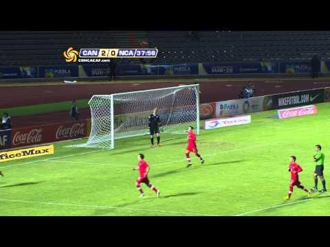 Match Highlights: Canada M20 5-1 Nicaragua