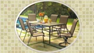 Kohls Coronado Square Tiled Dining Table