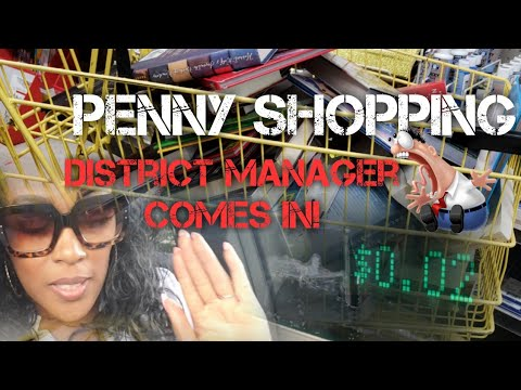 Penny Shopping In Store At Dollar General + Walgreens