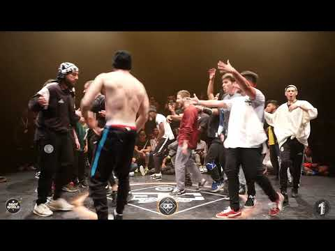TOTAL ECLIPSE  CALL OUT 2018 ▶ GC BATTLES 5  2018◀ Luxembourg