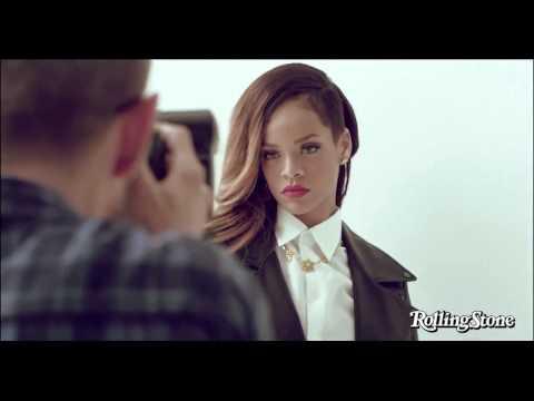 Rihanna feat. David Guetta - Right Now (Rolling Stone Photoshoot)