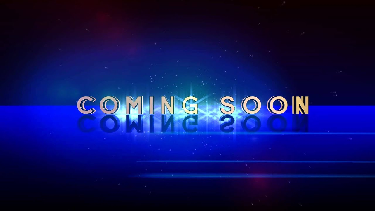 Coming Soon Space 3D Animation Background Video Effect ...