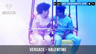 Versace Presents V my Versace Valentine Escape From Reality | FashionTV | FTV