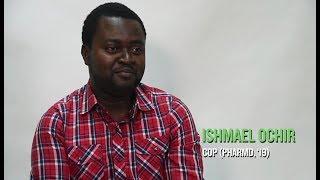 Scholarship Spotlight   Ishmael Ochir