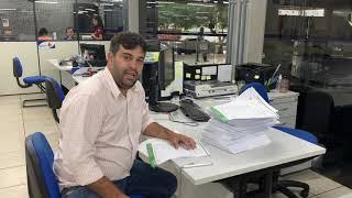 O Eng.  Ambiental com maior n.  de projetos em Goiás.