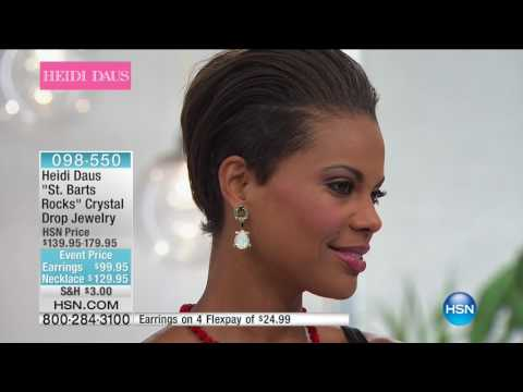 HSN | Heidi Daus Jewelry Designs 05.17.2017 - 06 PM