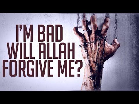 i'm-bad,-will-allah-forgive-me?-by-shaykh-zulfiqar-ahmad