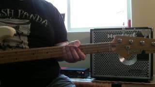 Hartke Hydrive HX112 Bass Cabinet Review Demo