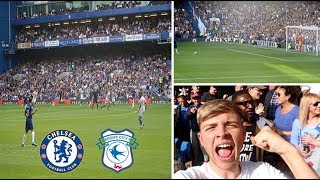 WERE TOP OF THE LEAGUE! - CHELSEA VS CARDIFF GOALS & HIGHLIGHTS