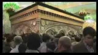 امام رضا علیه السلام ..ای حرمت قبله حاجات ما.