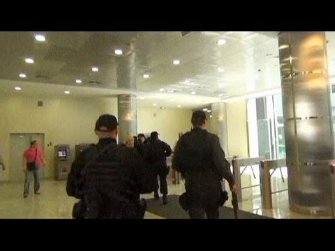 Russia: Rosbank CEO detained