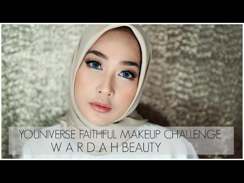 #WardahYouniverse Faithful Makeup Challenge | Dian Ayu