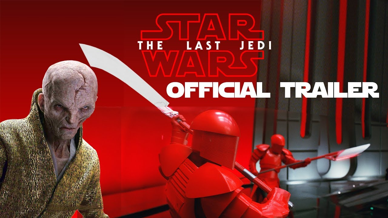 Download Star Wars: The Last Jedi All Trailers Chronological Cut