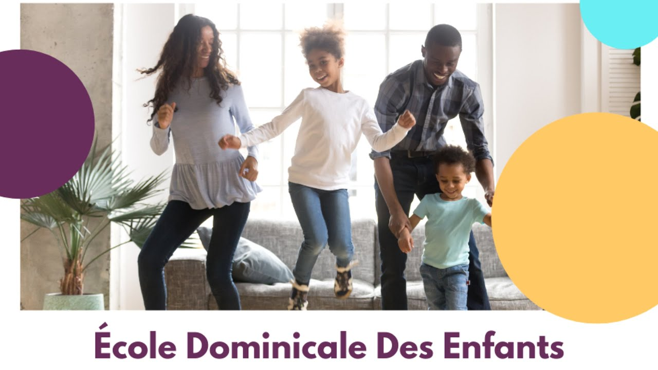 Ecole Dominicale Des Enfants [19 septembre 2021]