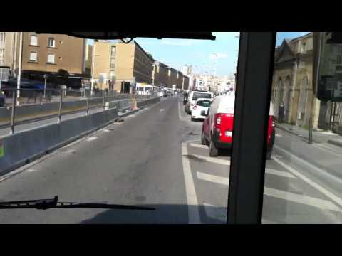 New Small Electric Buses in Marseille