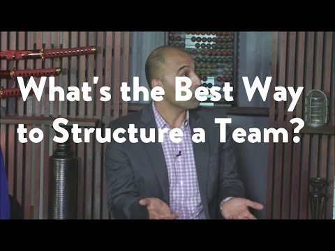 Best Structuring of a Team [Functional Forum, James Maskell]