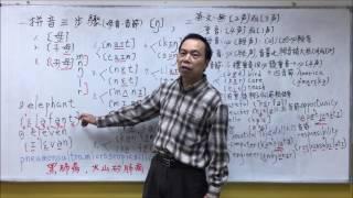 拼音三步驟,英文秒殺解題魔鬼詹Henry老師 (14分鐘版本)
