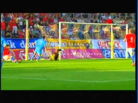 2009 (September 9) Czech Republic 7-San Marino 0 (World Cup Qualifier).mpg