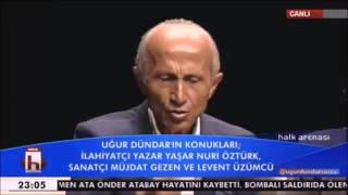 Yasar Nuri Öztürk -  cengiz holding Bü milletin a...koyacagiz. halk arenasi.  ugur dündar