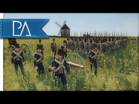 Epic Battle of Deception: USA vs UK - Napoleonic: Total War 3 Mod Gameplay