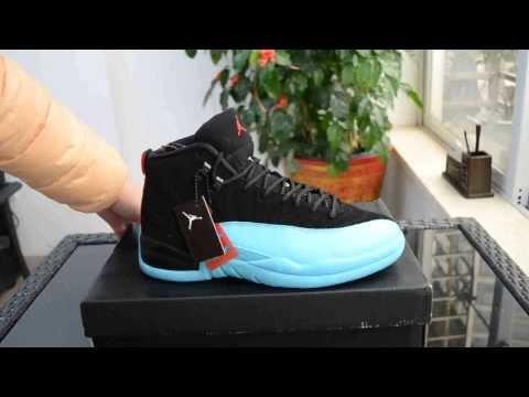 Super Perfect Jordan 12 Gamma Blue /Credit Card/ - Repsoon.com