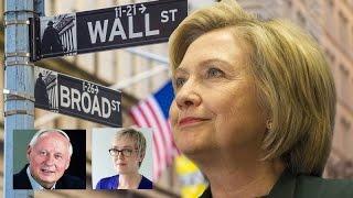 Klartext von Lafontaine über Clinton bringt Mitglied der Atlantikbrücke ins Stottern