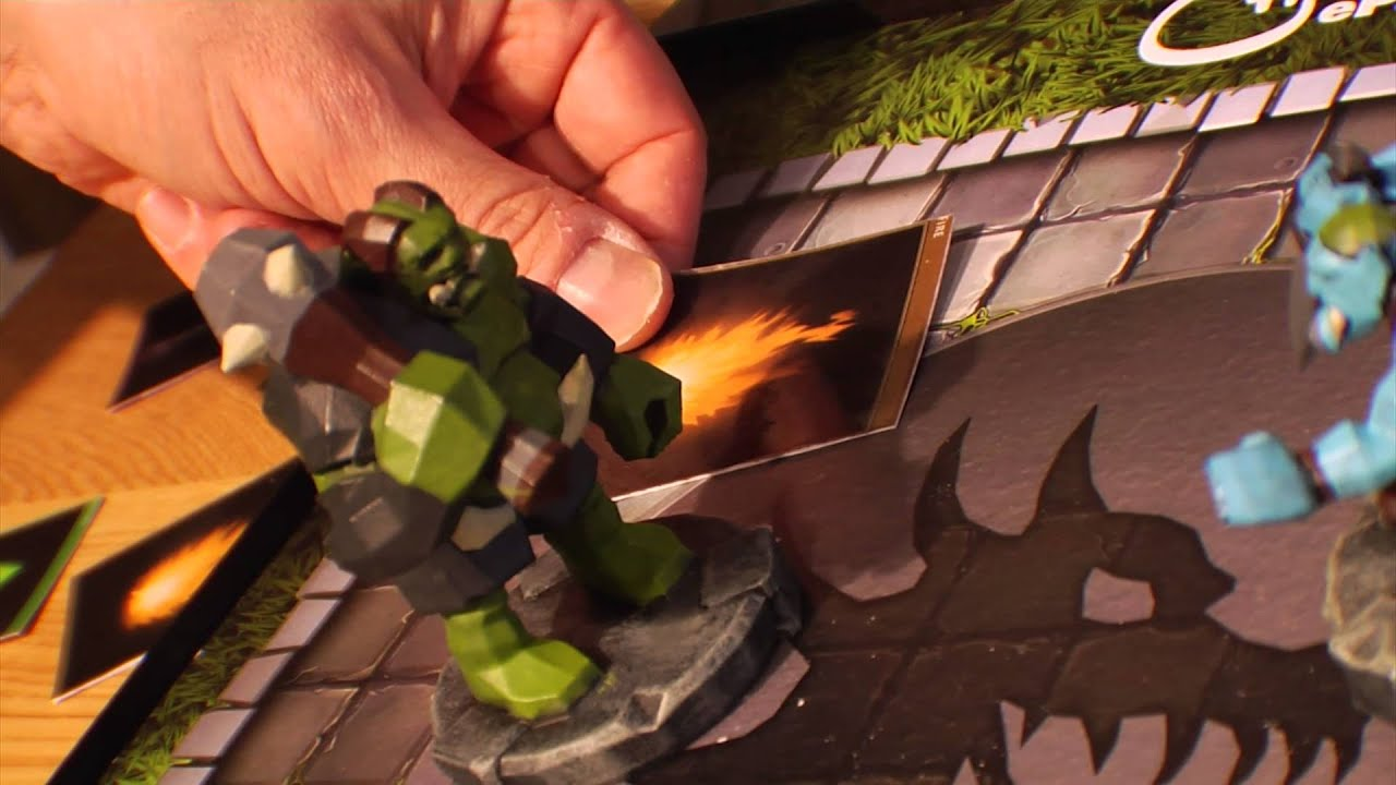ePawn Next-Generation Board Game Uses NFC Technology / CES 2016 Demo