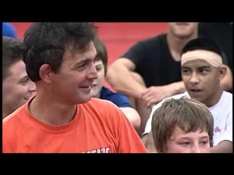 John Smith wrestling camp