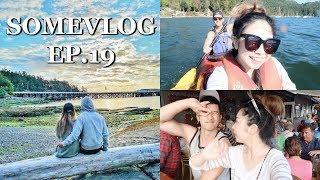 SomeVlog Ep.19 | 島嶼生活、市集、捉迷藏、獨木舟、野鹿
