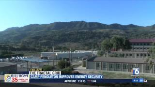 camp pendleton microgrid energy security cw6