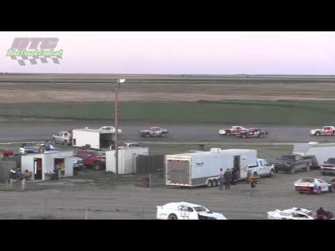 IMCA Stock Car A Feature Wakeeney Speedway 7 27 14