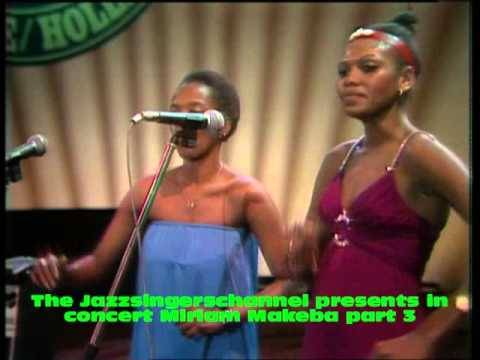 In concert Miriam Makeba 1980 part 3