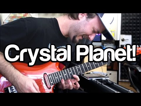 Crystal Planet in C Minor! (M3RKMUS1C Cover)