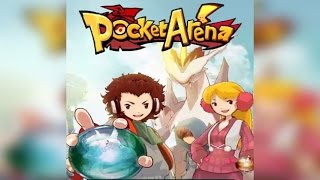 Pocket Arena / Gameplay Walkthrough / First Look iOS/Android